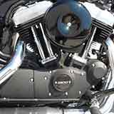 Sportster Forty-Eight engine