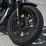 Sportster Forty-Eight wheel